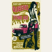 Image of Queens of the Stone Age (Bristol Academy) ARTIST PROOFS