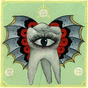 "Image of ""Eye Tooth"" Limited Edition Giclee Print"