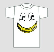 Image of Andrea Crews BANANE tee