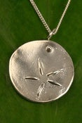 Image of Sand Dollar Necklace Small