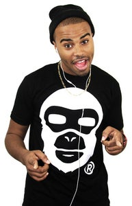 Image of Bobby Bananas (Black) (Mens)
