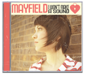 Image of MAYFIELD&lt;br&gt;&lt;i&gt;I Won't Make a Sound&lt;/i&gt;&lt;br&gt;CD