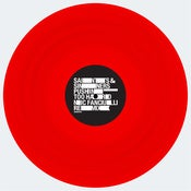 "Image of Saints & Sinners - Pushin' Too Hard Nic Fanciulli Remix Ltd Edition Red 12"" Vinyl Last 5 copies"