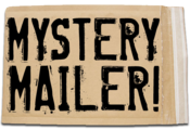 Image of TDR RECORDS&lt;br&gt;&lt;i&gt;Mystery Mailer&lt;/i&gt;&lt;br&gt;[6] CDs
