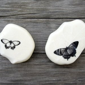 Image of Caress Butterfly Pebble