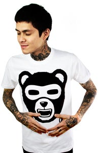 Image of Growl Von Grizzly (White) (Mens)