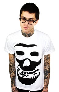 Image of Masked Crimson Ghost (White) (Limited 1 of 666) (Mens)
