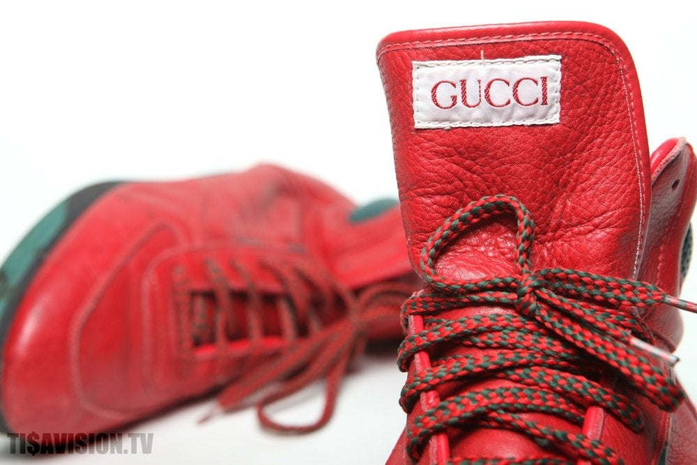 gucci gym shoes