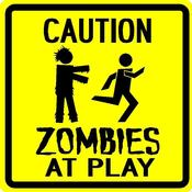 Image of Zombies at Play Sign