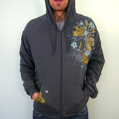 Image of SALE GOLD koi Hoodie