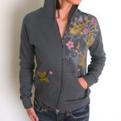 Image of SALE Gold Koi hoodie womens only S,XL and unisexXL