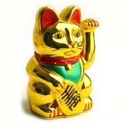 Image of LUCKY CAT