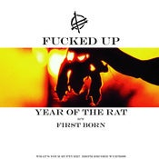"Image of Fucked Up ""Year of the Rat"" 12"""