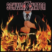 Image of Schwarzenator - Full length CD (FREE SHIPPING-Continental U.S. only)