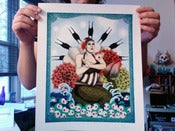 "Image of ""Lady of the Sea"" Archival Print"