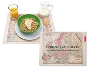 Image of EUROPE PLACEMATS