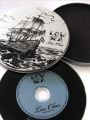 Image of 'Las Olas' Album - Ltd Edition of 250 CD tin