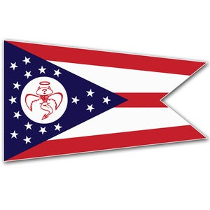 Image of Flag Decal/Sticker