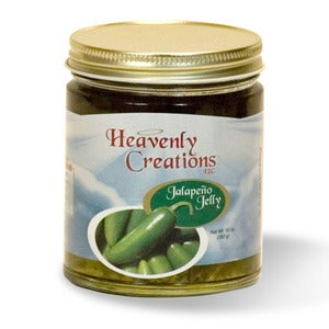 Image of 10 oz. Jalapeno Jelly (Green)