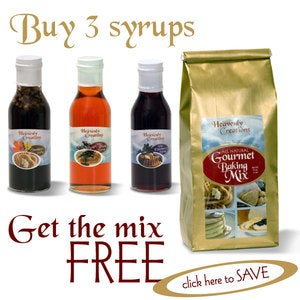 Image of Buy 3 syrups, Get the Mix FREE!