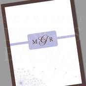 Image of Personalized Stationery Set :: Dandelion