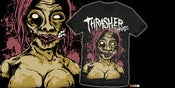 Image of Thrasher Threads 'Girl Zombie' (Tultex Fashin Fit) BDAY DISCOUNT!