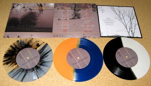 "Image of (Damn) This Desert Air/ Telescreen Split 7"" All 3 colours available!"