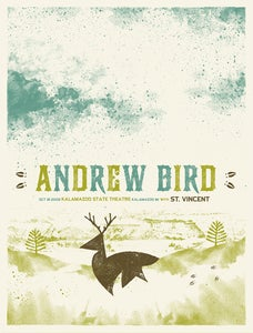 Image of Andrew Bird - Deer
