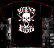 Image of MMP Logo T Shirt(Black)