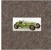Image of Greeting Card:Vintage Sport Car