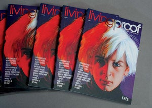 Image of Living Proof Magazine Issue #3