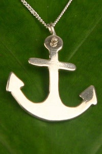 Image of Marine Necklace Anchor