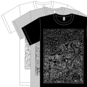 Image of Apocalypse 3 Shirt Combo Pack