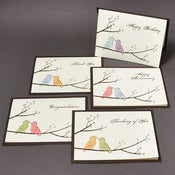Image of Love Birds :: Set of 5