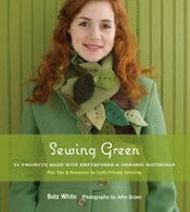 Image of Sewing Green by Betz White
