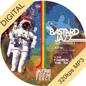 Image of Jahtari Riddim Force - Farmer In The Sky/Depth Charge 7&quot; (Vinyl Sold Out - Digital Only)