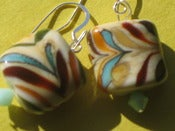 Image of Big Swirls Earrings