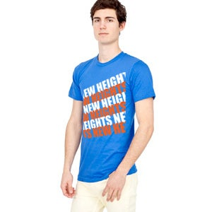 Image of Bold Tee (Royal Blue)