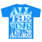 Image of All The World's A Stage Type T