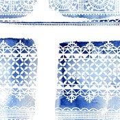 Image of Lace Study Two