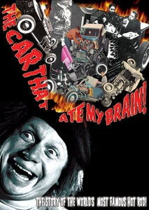 Image of The Car That Ate My Brain DVD
