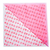 Image of HEARTSCHALLENGER POCKET HANKIE