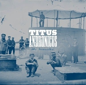 Image of Titus Andronicus - The Monitor (Double vinyl LP with free download code)