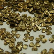 Image of Gold Tri Lobe Sequins
