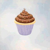 "Image of Sam Simon Loves Chocolate Frosting 10.5"" x 10.5"""