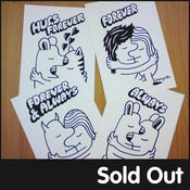 Image of Hand-drawn doodles by Jeremyville