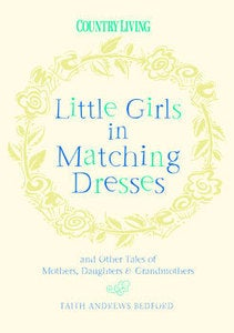 Image of Little Girls in Matching Dresses
