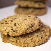 Image of everything oatmeal cookie