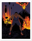 Image of Ron Artest Print