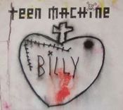 "Image of Teen Machine ""Billy"" 12 Tracks CD Digipack + 8 pages color booklet"